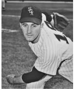 Vintage Billy Pierce Chicago White Sox AL Champs 1959 8x10 bw b/w - $3.33
