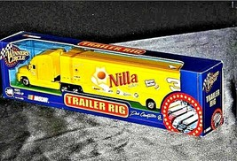 Yellow Dale Earnhardt Jr. #3 Die-Cast Collector Trailer Rig  AA19-NC8015 image 2