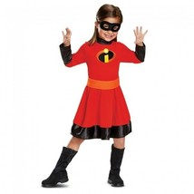 Disguise Disney Incredibles Violet Classic Toddler Halloween Costume 66873 - £33.14 GBP