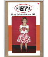 Patterns by Figgys Ellas Bubble Bottom Skirt Pattern Size 12 mos-6 Child... - $11.75
