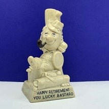 Berries W&R figurine 1971 vintage usa 9031 Happy Retirement you Lucky Ba... - $34.60
