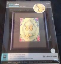 """Zweigart Artiste Papillon Francais 9"""" x 12"""" Counted Cross Stitch Kit - NEW - $14.52"""