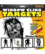NXT GENERATION Zombie Window Cling Target - $5.58