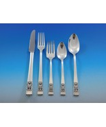 Coronation by Community Silverplate Vintage Flatware Set For 12 Service ... - $749.00