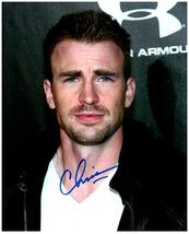 Chris Evans Authentic Original Signed Autographed 8X10 Photo w/COA 2152 - $65.00