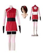 Naruto Sakura Haruno Cosplay The Last Movie Costume Party Costume - $63.33