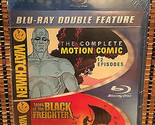 Watchmen: Motion Comic/Tales Of The Black Freighter/Under The Hood (Blu-ray)