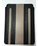 Anya Hindmarch Ebenezer Ipad Case Sleeve Cover Colour Black & Mink - $123.11
