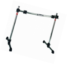 Gibraltar GRS300C Road Series 40C Curved Front Rack with Fix T Legs, RS ... - $182.71