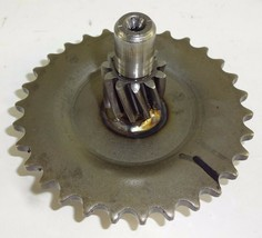 VTG *1980* Honda NC50 Express OEM - Engine Part - Drive Chain Axle Gear - $12.24
