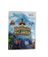 Bermuda Triangle: Saving the Coral (Nintendo Wii, 2010) - $4.40