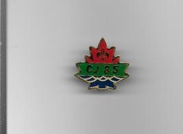 1985 Canadian Jamboree Hat Pin (B) - $4.95