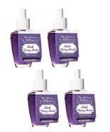 4 White Barn Black Cherry Merlot Wallflower Home Fragrance Refill Bulb - $23.50