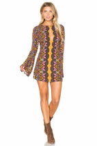 Free People Ossie Vibes Print Tunic Dress  Multiple Sizes - $84.99
