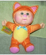 "Cabbage Patch Kids Cuties Farm Friends KALLIE KITTY 9"" Plush Doll NWT - $10.88"