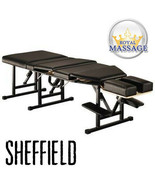 NEW! ELITE PORTABLE FOLDING CHIROPRACTIC TABLE - FOLDING CHIRO DROP TABLE - $336.55
