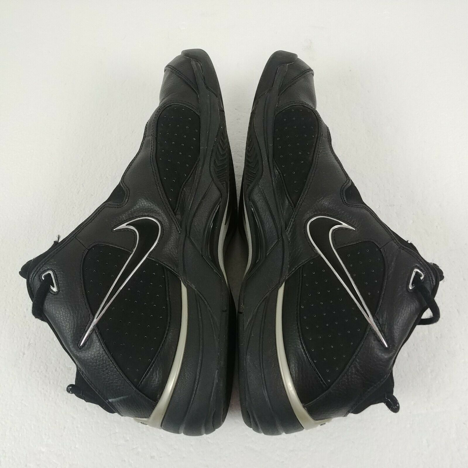 Nike Flight Fury Basketball Shoes Black 310102-001 Mens Size 13 Athletic Train image 4