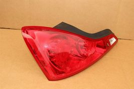 2008-13 Infiniti G37 Coupe Tail Light Lamp Driver Left LH image 3
