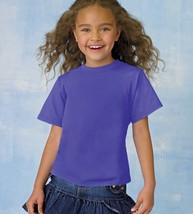 5450 Hanes Authentic TAGLESS® Kids' Cotton Tee Shirt T-Shirt New! - $5.21+