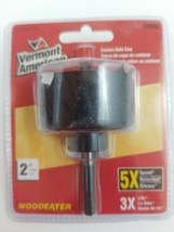Vermont American 18332 2-Inch Carbon Steel Hole Saw with Mandrel - $9.15