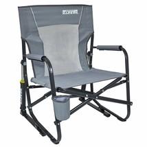 GCI Outdoor FirePit Rocker Portable Folding Low Rocking Chair Super Fast... - $69.66