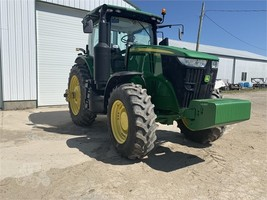 2017 JD 7210R Tractor FOR SALE IN Ubly, MI 48475 image 2