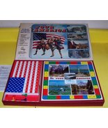 "RARE! ORIGINAL VINTAGE 1975 ""YOUR AMERICA"" ANTIQUE BOARD GAME-COLLECTIBL... - $69.29"