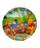 """Winnie the Pooh 8"""" Collectors Plate with Holder Spring Park Lane Associa... - $11.23"""