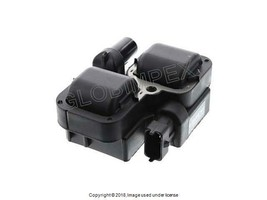 Mercedes w210 Ignition Coil w/o Spark Plug Connector BREMI /STI +1 YEAR ... - $58.85