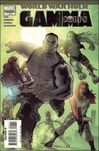 Marvel WORLD WAR HULK: GAMMA CORPS #1 VF - $0.99