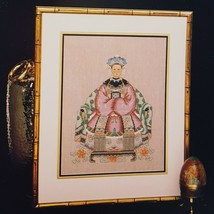 Bing Chan's Empress Cross Stitch Leaflet Book Color Charts 1990 Dynasty ... - $22.00