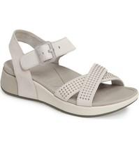 DANSKO 'Cindy' Studded Ivory Nubuck Comfort sandals 37, 6.5 - 7 - $96.56