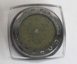 NEW L'Oreal Paris 24 HR Infallible Eye Shadow in Shade 333 Golden Sage 0... - $5.99