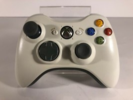 Microsoft Xbox 360 OEM Wireless Controller WKS368 Tested - $22.20