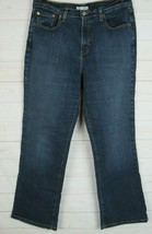 Levi 550 Womens Relaxed Bootcut Blue Jeans W1645 - $13.99