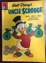 UNCLE SCROOGE #34 (1961) Dell Comics VG+ - $19.79