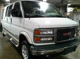2002 Gmc Savana 2500 Van Automatic Transmission - $940.50