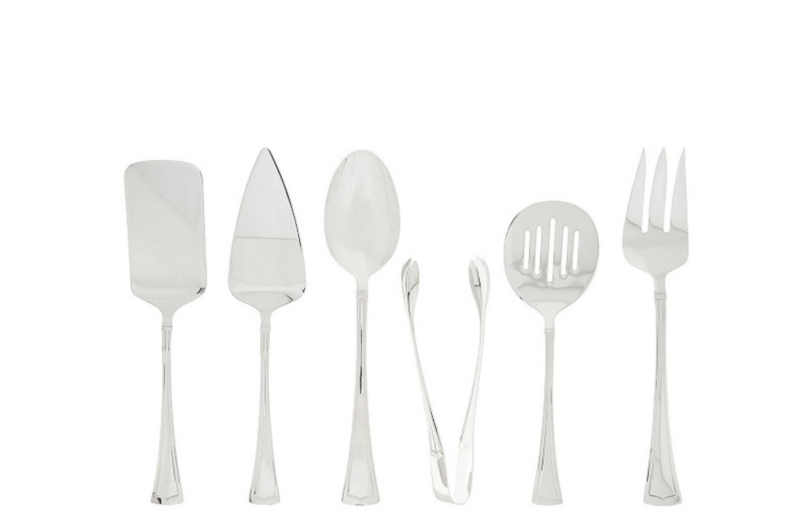 """6 Dinner Forks Lenox ABILENE 18//10 Stainless Vietnam NEW 8 1//4/"""""""