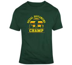 Social Distancing Champ Sasquatch T Shirt - $26.99+