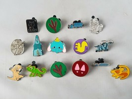 Disney Trading Pins Official Miscellaneous Animals Lot of 15 Collectible - $23.24