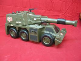 Gi Joe Hasbro Motorized War Tank 2002 U.S Army Vehicle Parts Untested - $19.79