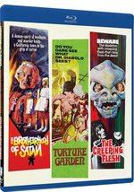 Psycho Circus - Brotherhood of Satan, Torture Garden, Creeping Flesh [Blu-ray] image 2