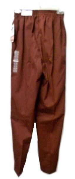 Scrub Set Mixed Lot Leaves Jacket Cinnamon Scrub Pants Bottoms Small New image 6