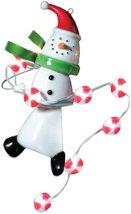 Department 56 Gumdrop Snowman Chaserlight - $22.00
