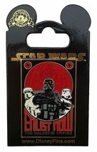 Disney Pin - Star Wars: Rogue One - Enlist Now Empire Poster - $25.69