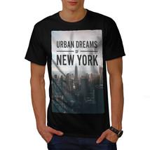 Dream Urban Photo New York Shirt Urban Dreams Men T-shirt - $12.99+