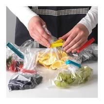 IKEA BEVARA Sealing clip, SET OF 30, assorted colors mixed colors, mixed... - $9.89