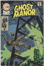 Ghost Manor Comic 2nd Series #25, Charlton Comics 1975 FINE- - $8.32