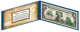 IOWA State $1 Bill *Genuine Legal Tender* U.S. One-Dollar Currency *Green* - $8.86