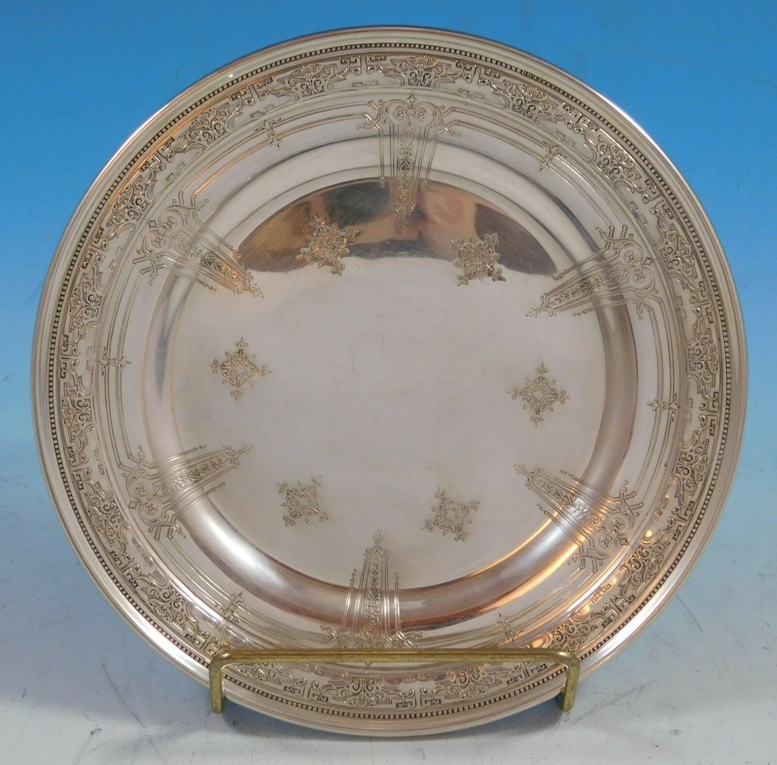 Seville by Towle Sterling Silver Dessert Plate / Butter Plate #53211 (#1317) - $233.10